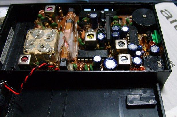 Panasonic RF-3700 Weltempf/änger schwarz