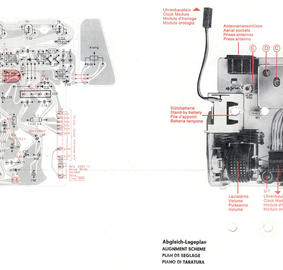 Berühmt Anhängerleitungssatz 7 Pin Bilder - Elektrische Schaltplan ...